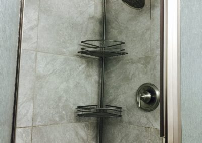 Shower in Remodeled Santa Clara CA Bathroom