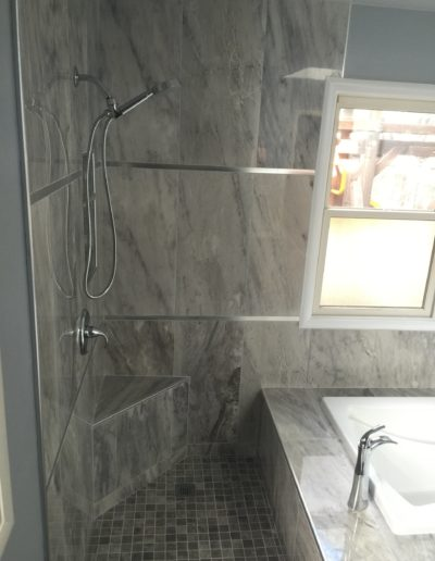 Remodeled Mountain View CA Home Bathroom