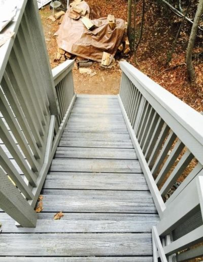 Remodeled Outdoor Home Stairs, San Jose CA