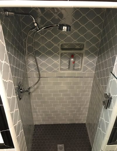 Shower from Bathroom Remodel, Palo Alto CA