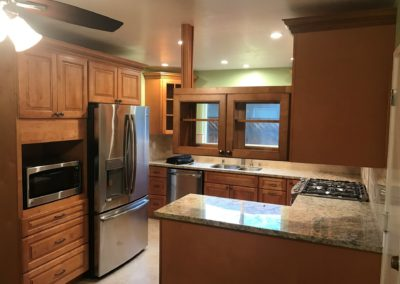 Remodeled Kitchen, San Jose CA