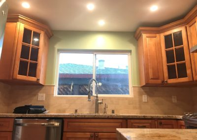 New Window, Sink, Cabinets & Counters, Kitchen Remodeling in San Jose CA