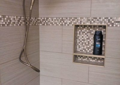 New Tile Shower, Bathroom Remodeling in Mountain View CA