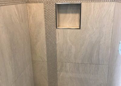New Tiled Shower, Bathroom Remodeling in Santa Clara CA