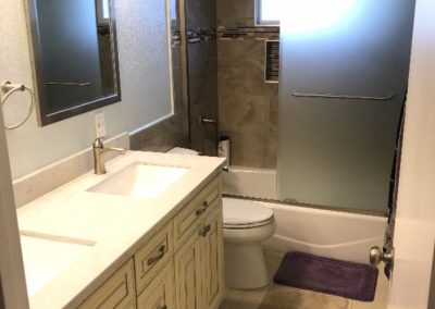 Renovated Bathroom in Mountain View CA Home