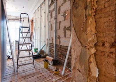 Interior Home Remodeling Work, Santa Clara CA