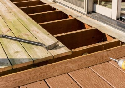 Deck Repair Services