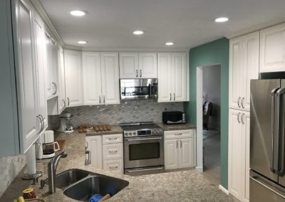 Remodeled Kitchen, Santa Clara CA