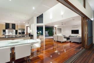 Modern home design by Quartz Construction San Jose