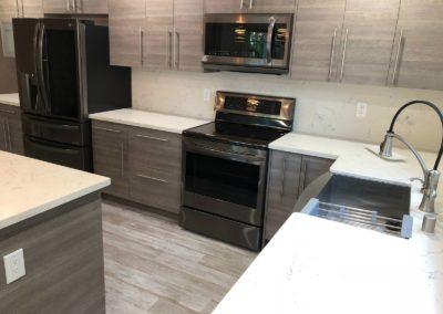 New kitchen cabinet design in San Jose