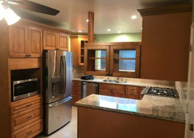 Amazing kitchen remodel with Quartz Construction San Jose