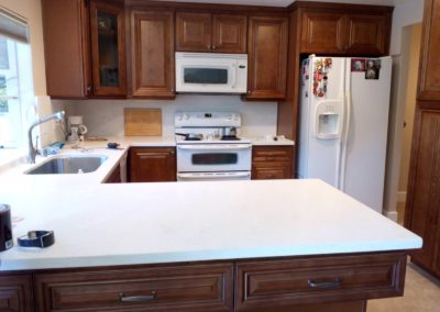 kitchen renovation idea with Quartz Construction San Jose