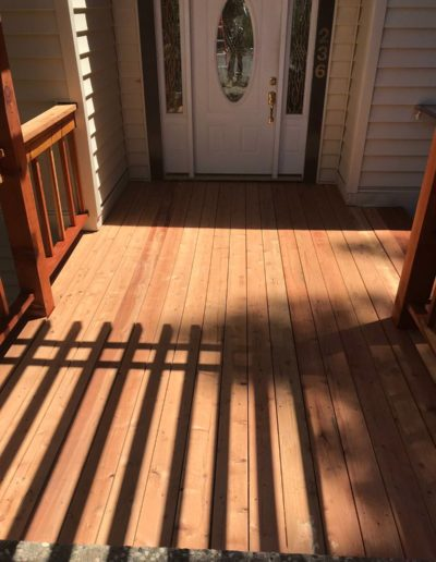 Deck construction in affordable prices