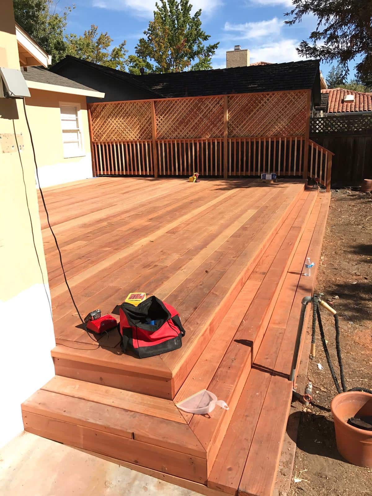 Deck Repair San Jose Ca Palo Alto Ca Quartz Construction