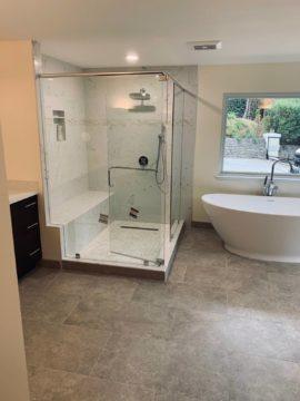 bathroom renovations in San Jose California