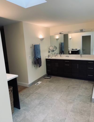 New bathroom remodel in San Jose