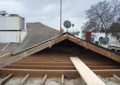 Roof repair by Quartz Construction & Remodeling San Jose