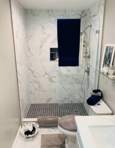 bathroom remodel in san jose
