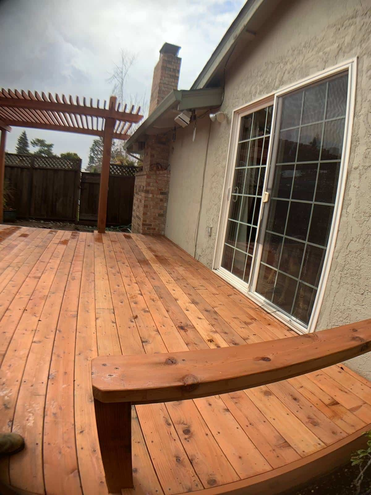 deck remodel in san jose