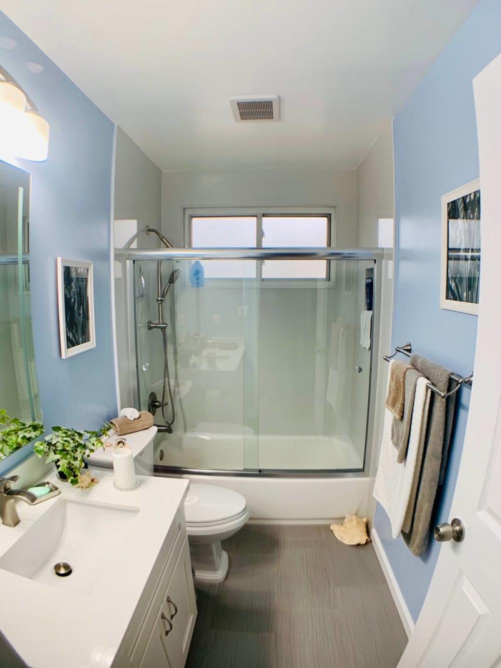 bathroom remodel san jose