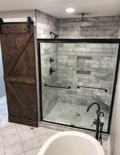 new bathroom remodeling project in san jose