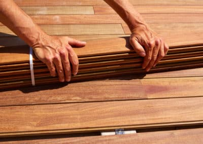 custom decks installation in San Jose